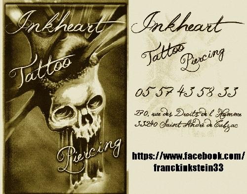 INKHEART TATOO PIERCING