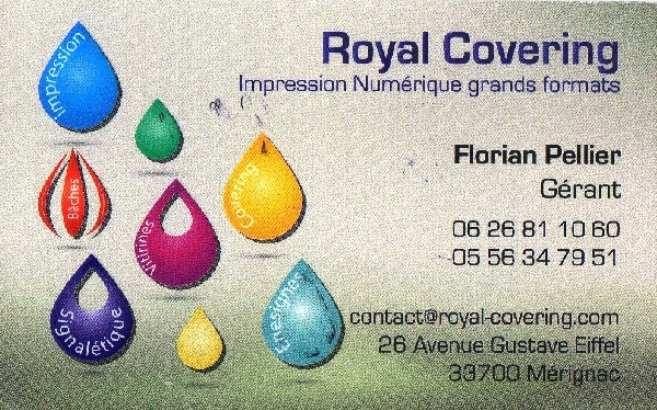ROYAL COVERING