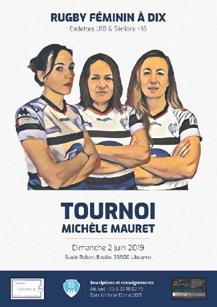 Rugby club Libournais-PRF